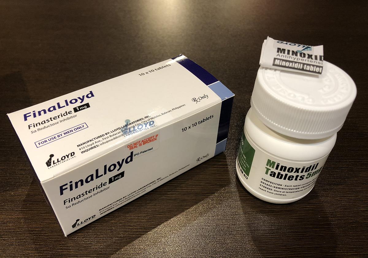 フィナロイドとミノキシジル